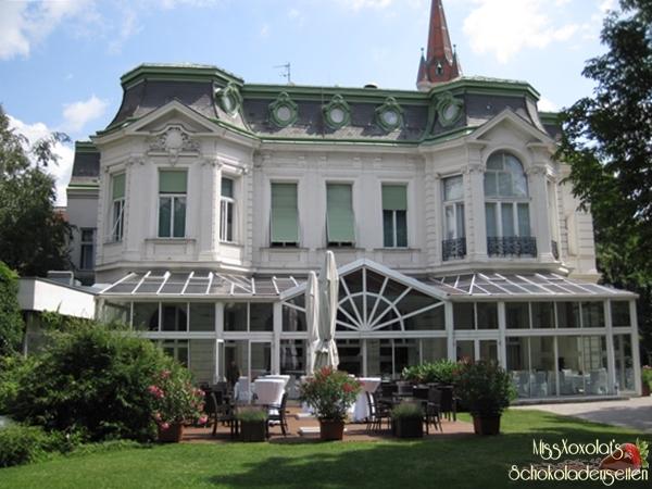 Seminarhotel Parkschlössl Wien