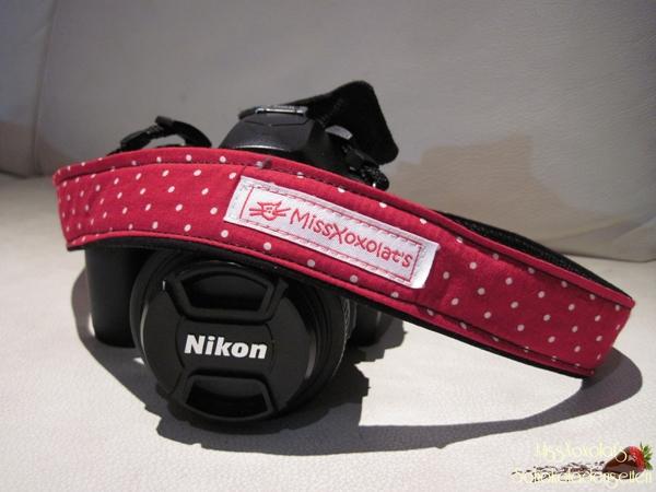 Kameragurt für Nikon D60