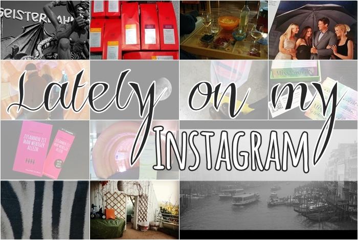 Lately on my Instagram: November