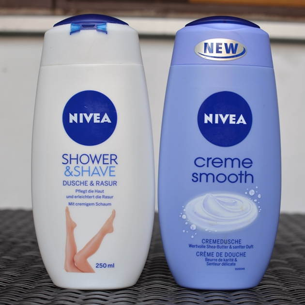 Nivea Shower&Shave Creme Smooth