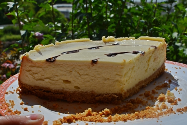 New York Style Cheese Cake 02