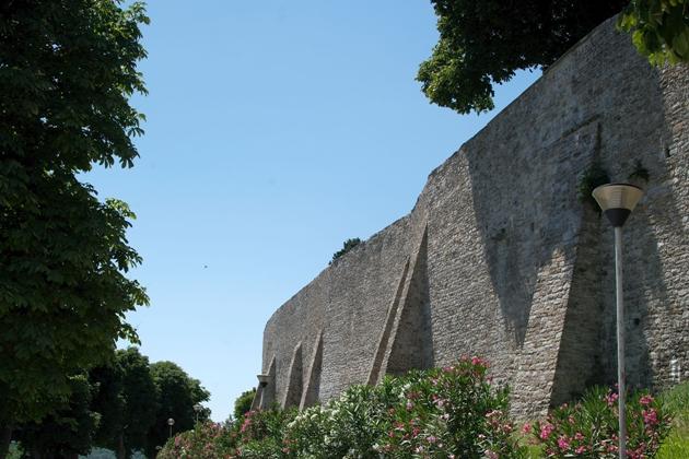 Motovun_Stadtmauer