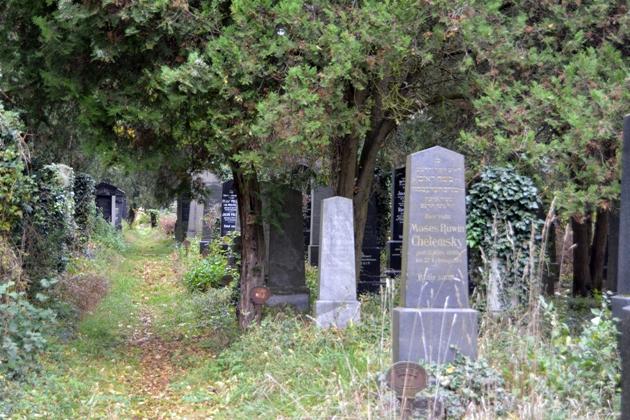 Zentralfriedhof_Jüdischer Friedhof_04