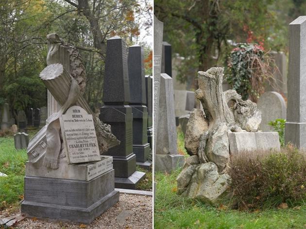Zentralfriedhof_Jüdischer Friedhof_06